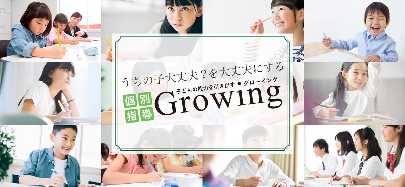 姫路で個別学習塾ならGwoingへ